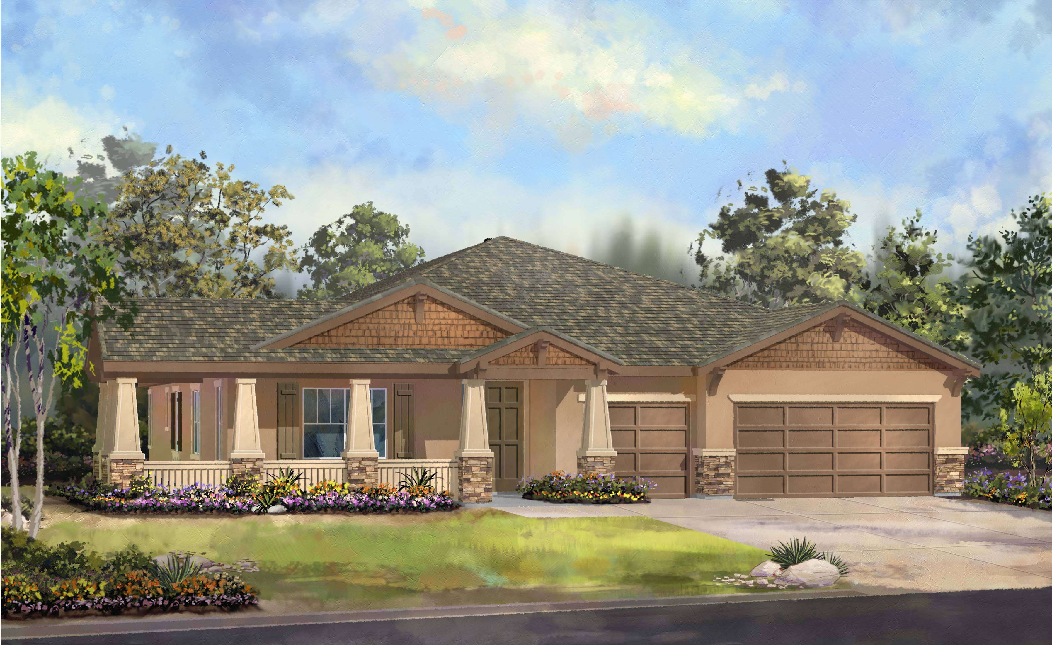 this large ranch style home boasts almost 3500 square feet small house plans ranch style small ranch style homes